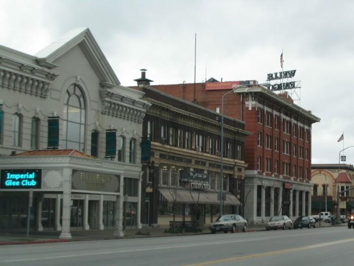 5) Logan: Best Utah Place for College Atmosphere