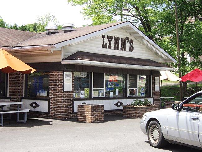 13. Lynn's Drive In Bluewell.