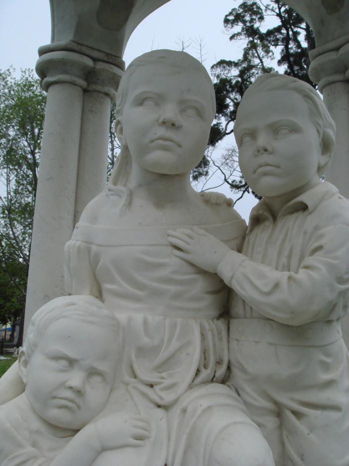 6) Magnolia Cemetery, Baton Rouge, LA