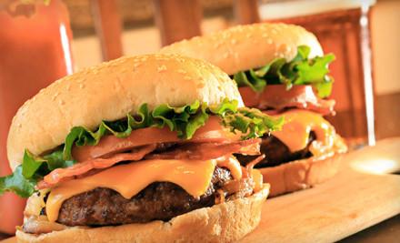 4) Max's Beefy Burgers