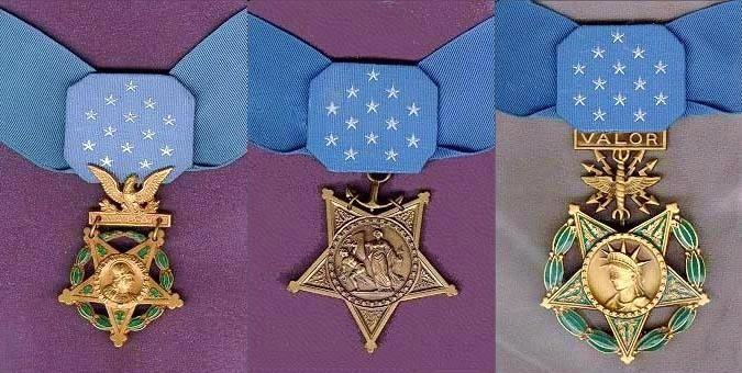3.) Pueblo is the only city in the U.S. with four living recipients of the Medal of Honor.