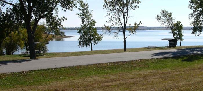 9.) Eisenhower State Park (Osage City)