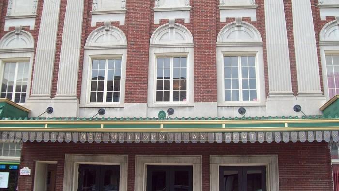 10. The Metropolitan Theatre
