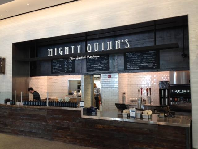 8. Mighty Quinn's Barbecue, Clifton