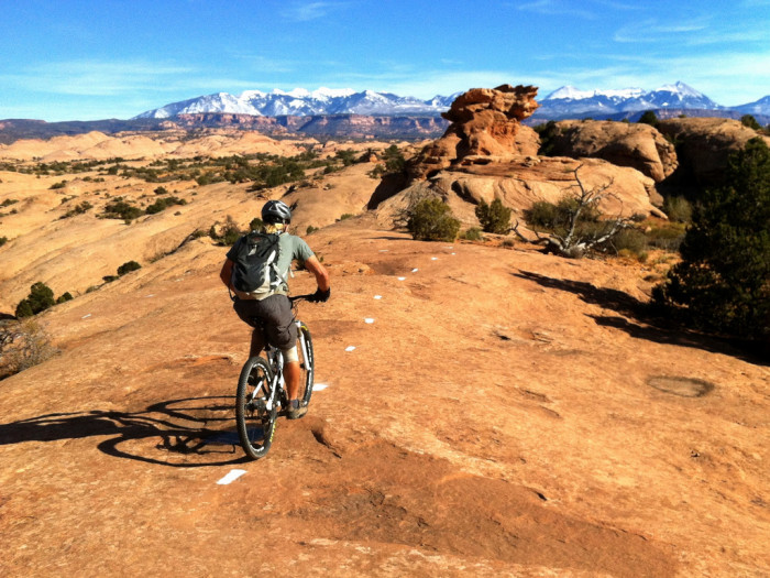 6) Moab: Best Utah Place for Red Rock Revelers