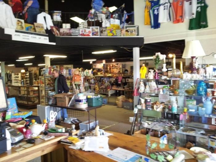 15. The Morgantown Indoor Flea and Antiques Market
