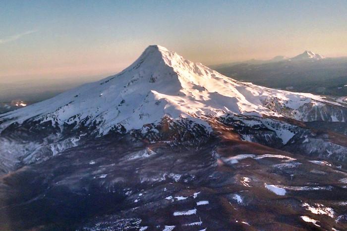 7) Mount Hood