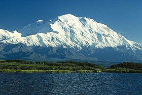 1) Mount McKinley