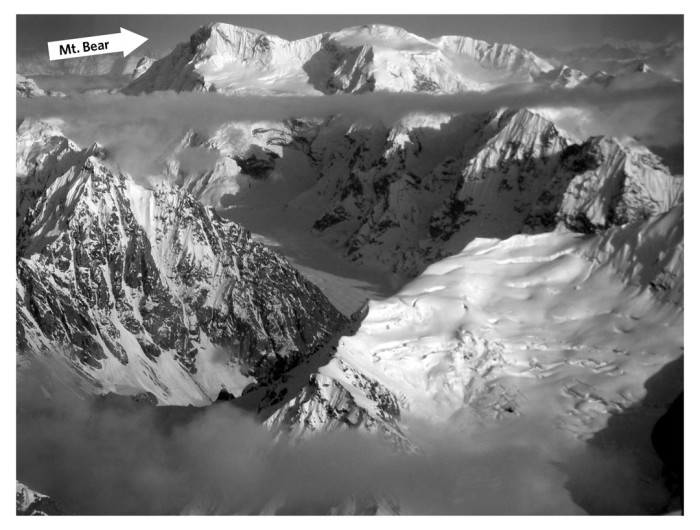 8) Mount Bear
