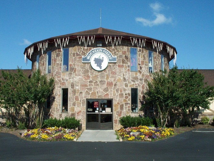 4) Mountain Valley Winery - Pigeon Forge