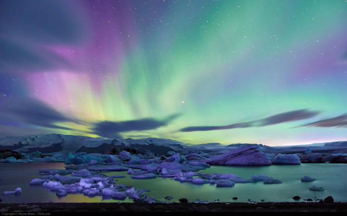 6) The Northern Lights