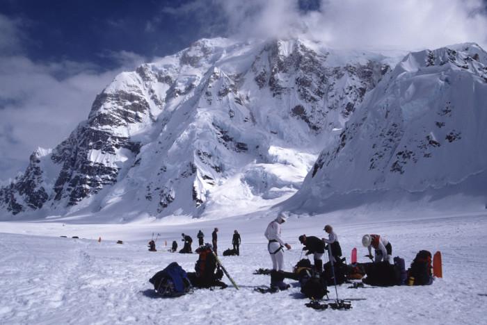 7) Mount Hunter