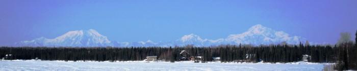 2) Mount Foraker