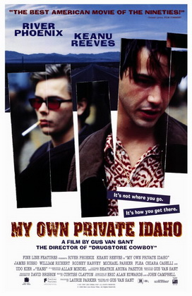 8) My Own Private Idaho, 1991, Maupin, Portland