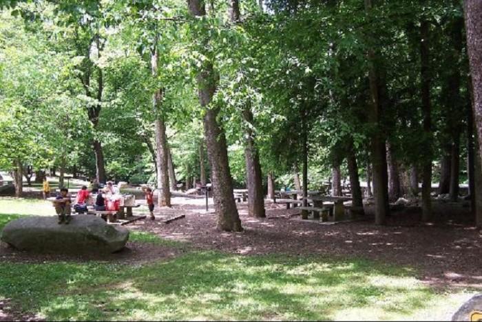 5) Mynatt Park - Gatlinburg