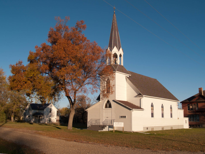 from Graysen lutheran church south dakota gay