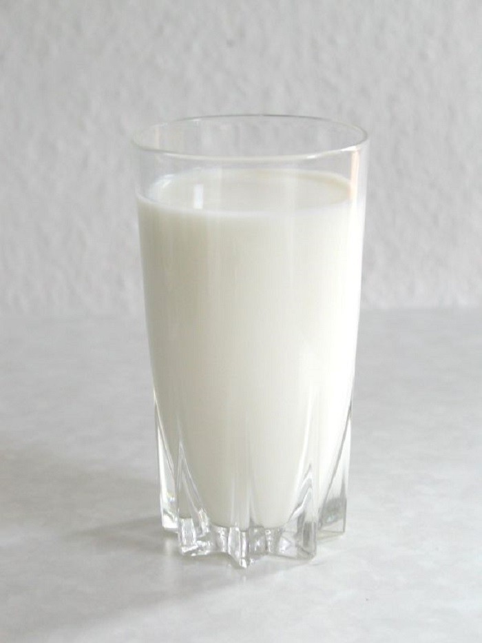 9. Milk is North Dakota's official state beverage.