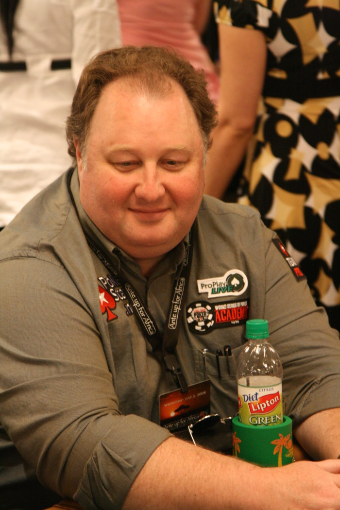 2. Greg Raymer - Professional Poker Player
