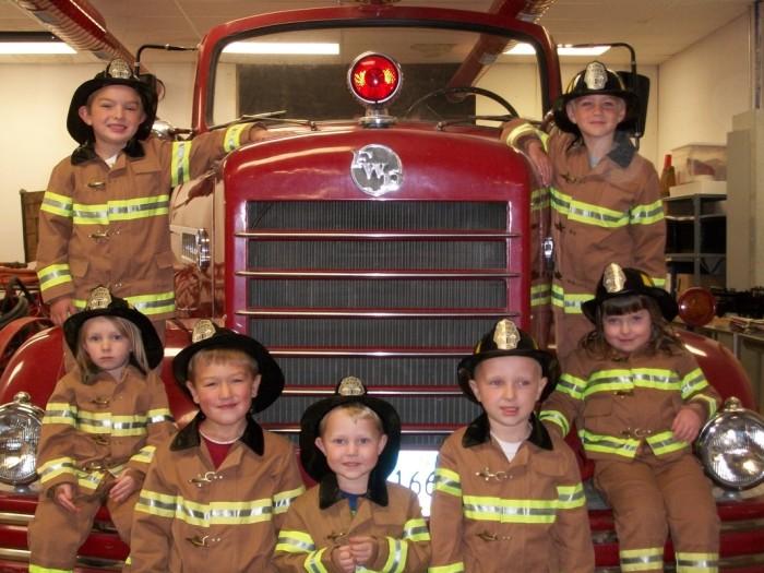 7. North Dakota Firefighter's Museum & Hall of Fame - Garrison, ND