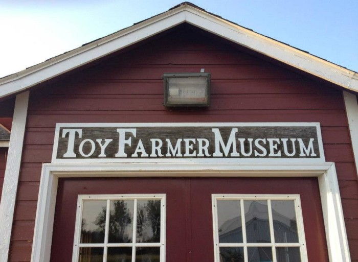 8. Toy Farmer Museum - LaMoure, ND