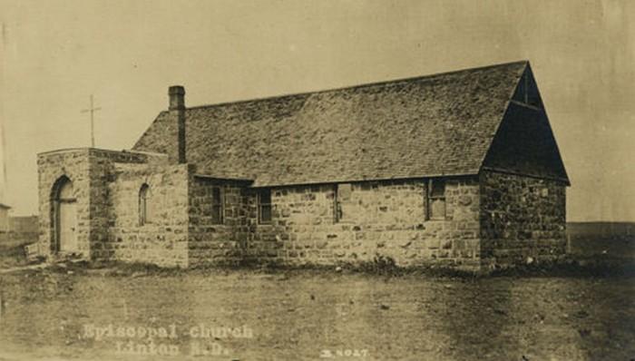 4. Episcopal Church in Linton, North Dakota, 1909