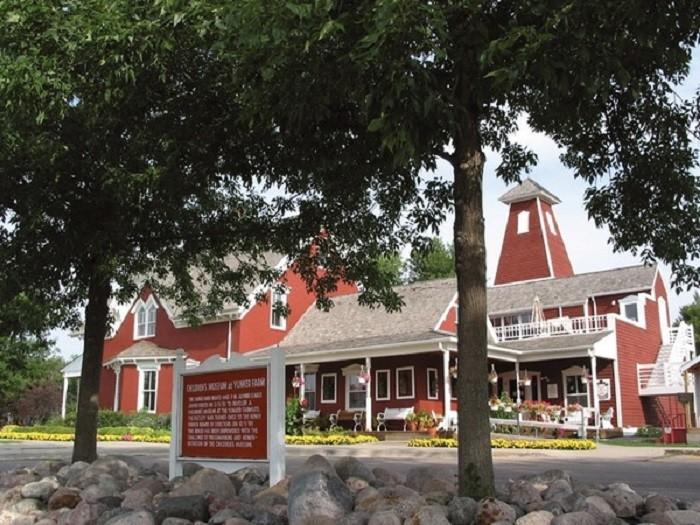 1. The Children's Museum at Yunker Farm - Fargo, North Dakota