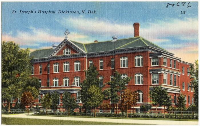 2. St. Joseph's Hospital - Dickinson, North Dakota
