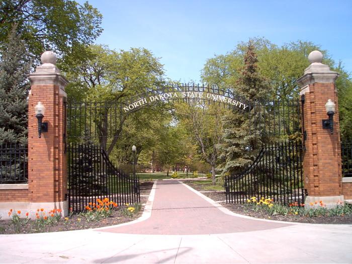 3. North Dakota State University - Fargo, North Dakota