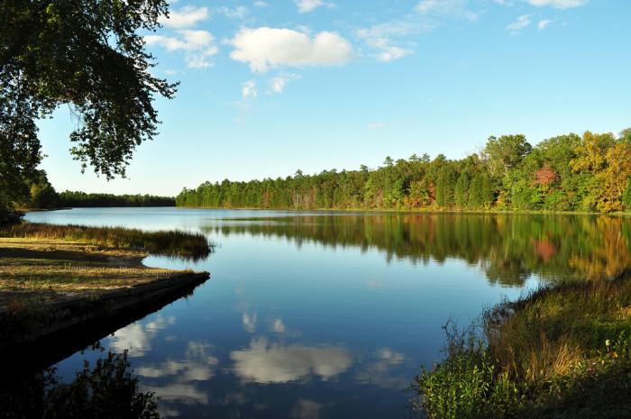 3. Batsto Lake, Hammonton