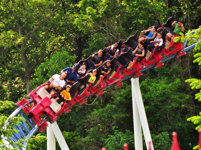 4. Bowcraft Amusement Park, Scotch Plains