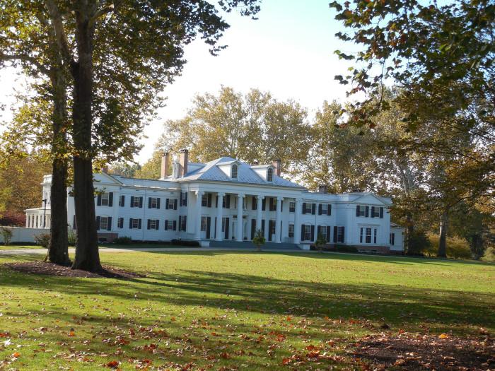 4. Drumthwacket, Princeton