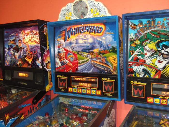 10. Flashbacks Arcade, Seaside Heights