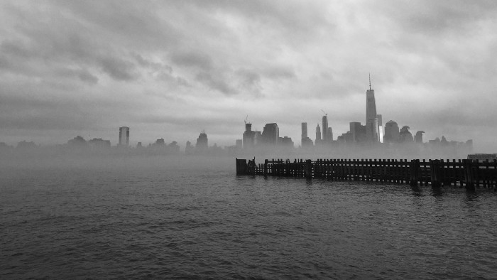 9. Pier on the Hudson