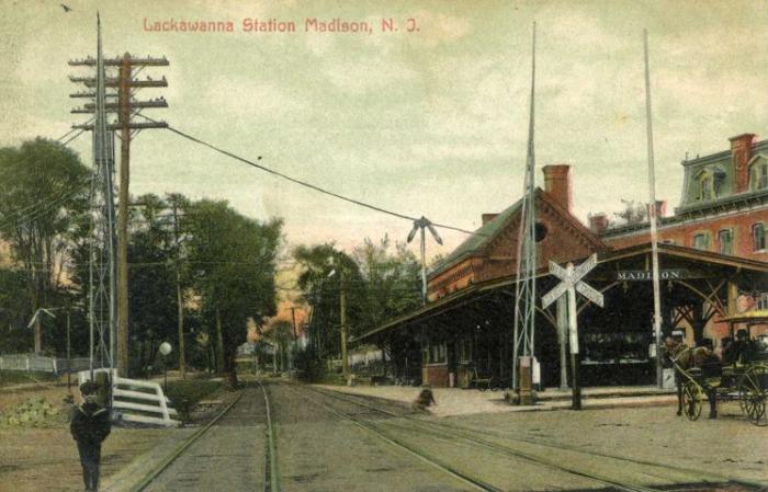 2. Madison Lackawanna Train Station, Madison