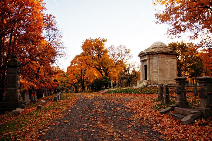 4. Mount Pleasant Cemetery, Newark
