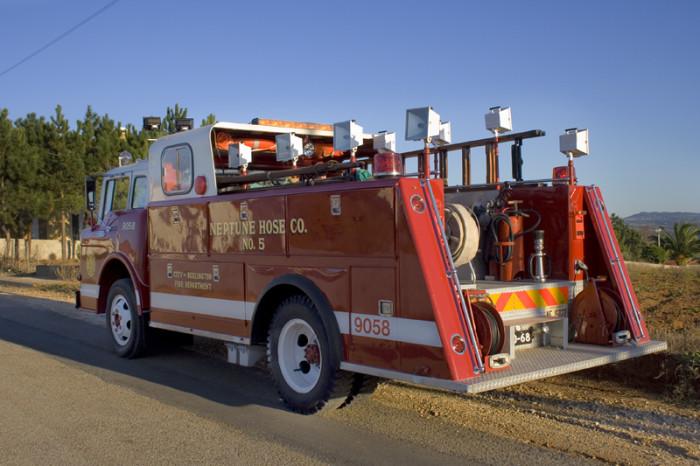 3. Neptune Fire Truck