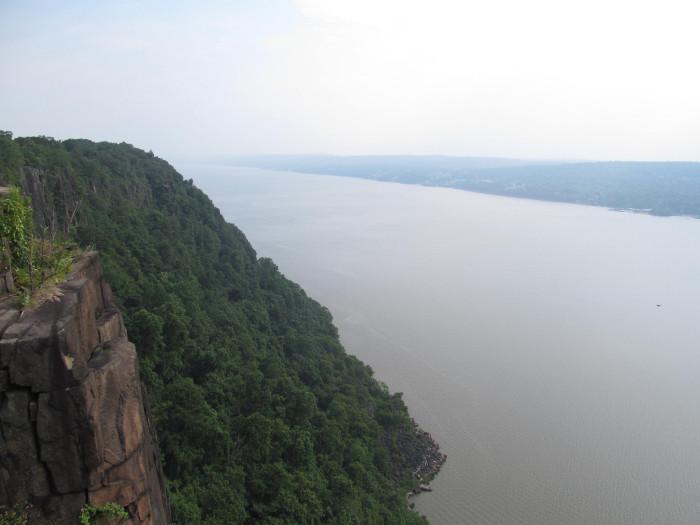 5. Palisades Cliffs on the Hudson