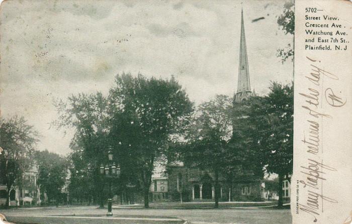 4. Crescent Avenue, Plainfield