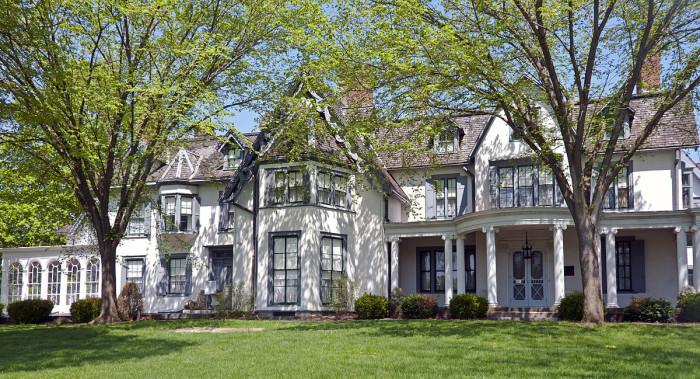 10. Ringwood Manor, Ringwood