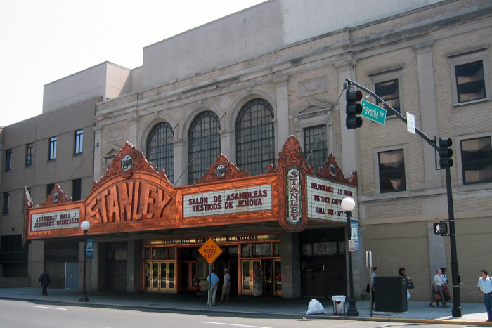 9. Stanley Theater, Jersey City