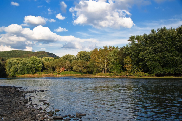 4. Washington Crossing State Park, Titusville