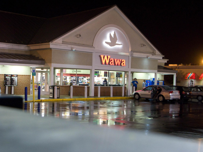 2. You're either a Wawa or Quick Chek fan. Never both.