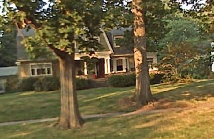 7. A Westfield home has an eerie stalker.