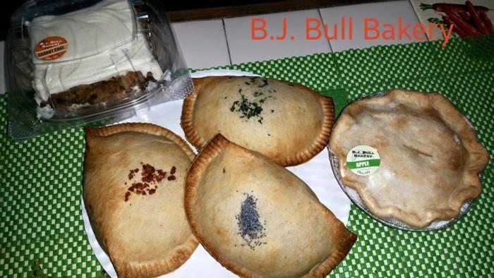 11. B.J. Bull Bakery