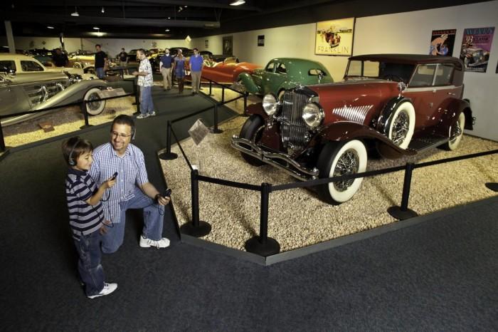 8. National Automobile Museum