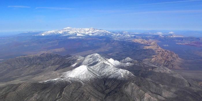 2. Spring Mountains