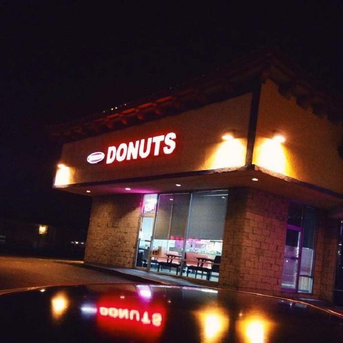 4. Ronald's Donuts - Las Vegas, NV
