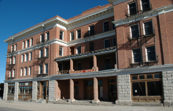5. Goldfield Hotel - Goldfield, NV