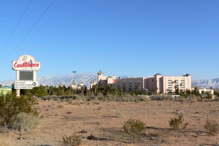 12. CasaBlanca Resort & Casino - Mesquite