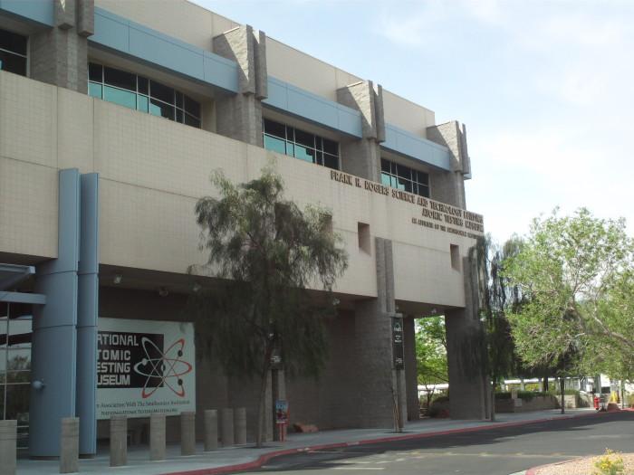 9. National Atomic Testing Museum - Las Vegas